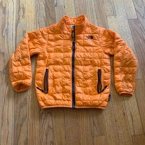 The North Face Boy's size 6 full zip jacket